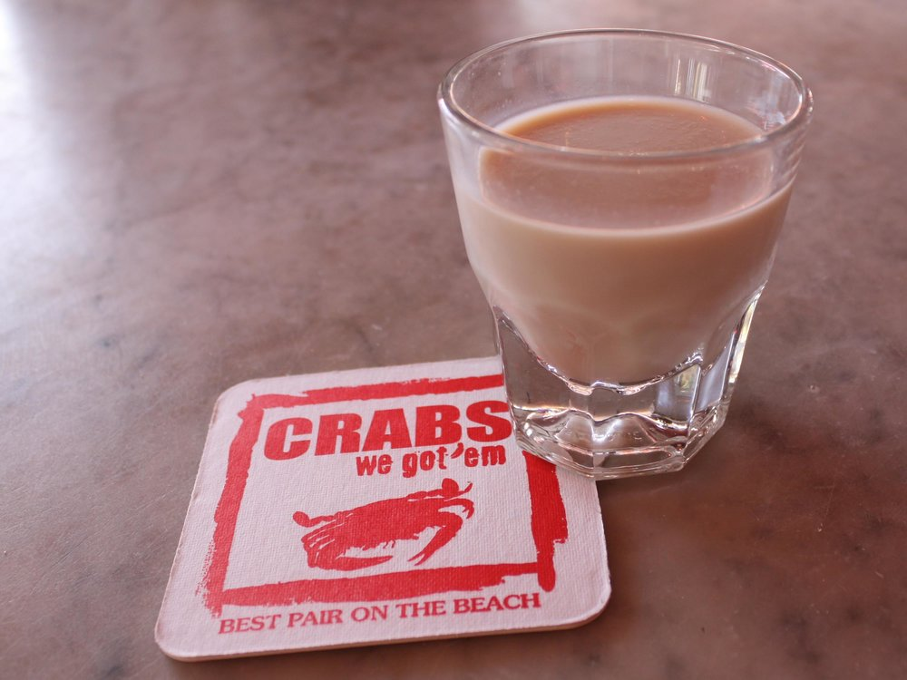 Crabs We Got 'Em Bushwacker