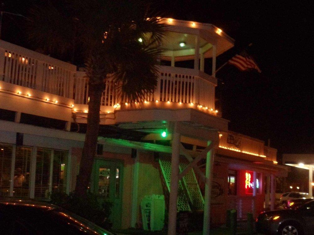 Panama Hattie's Exterior