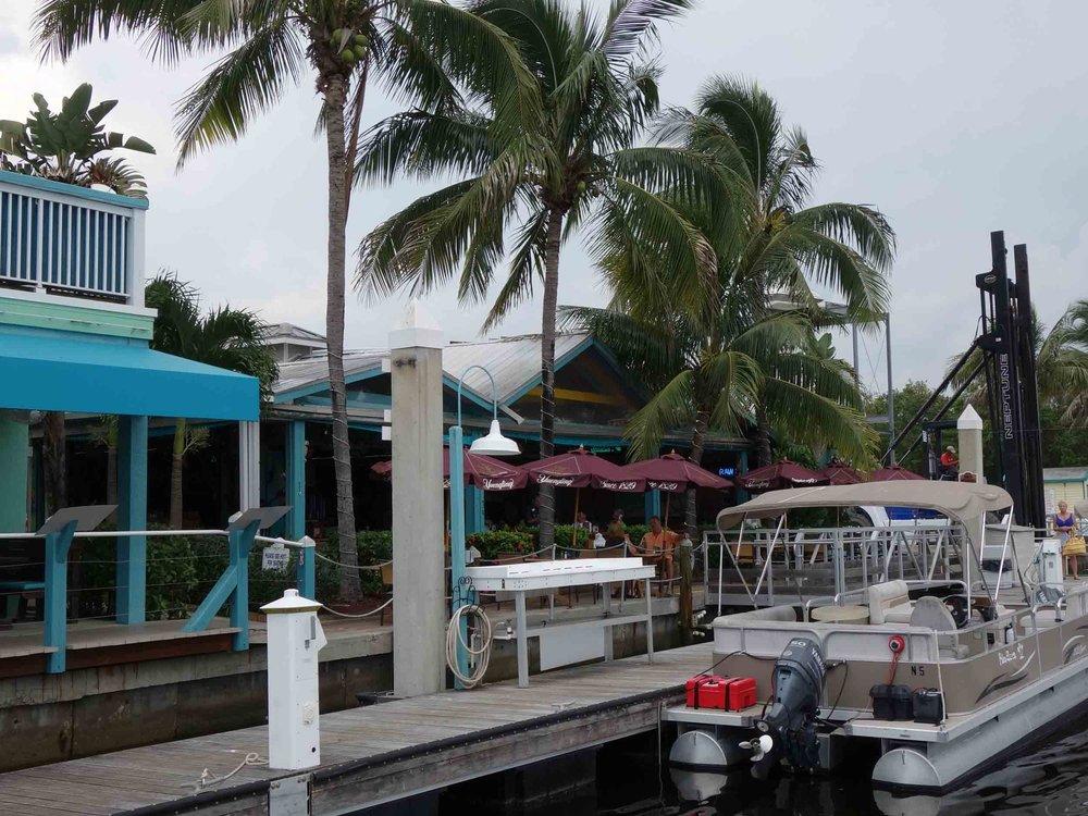 Parrot Key Caribbean Grill Exterior