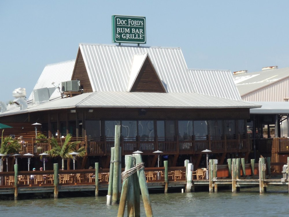 Doc Ford's Rum Bar and Grille Exterior