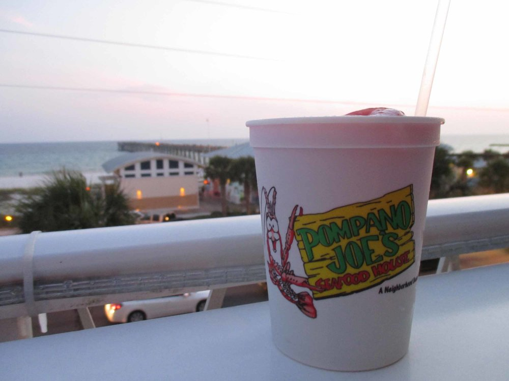 Pompano Joe's Tropical Drink