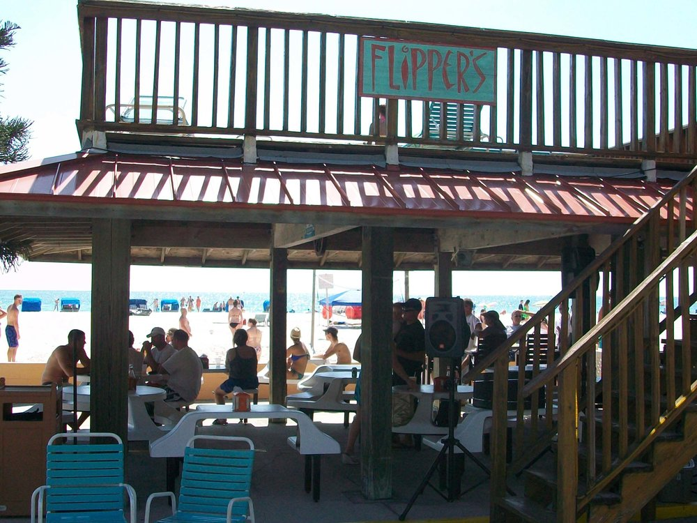 Flipper's Beach Bar