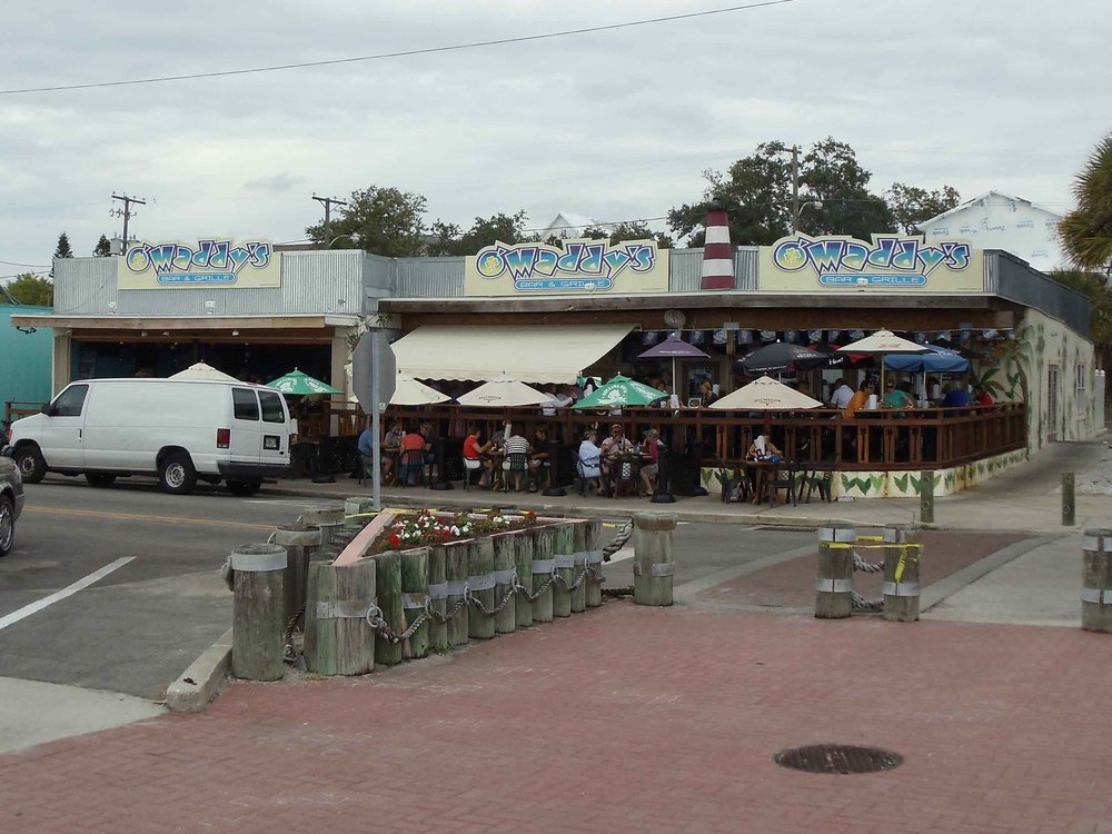 O'Maddy's Bar and Grille Exterior