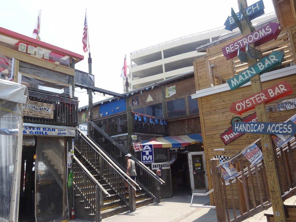 Flora Bama Lounge And Package Florida Beach Bar