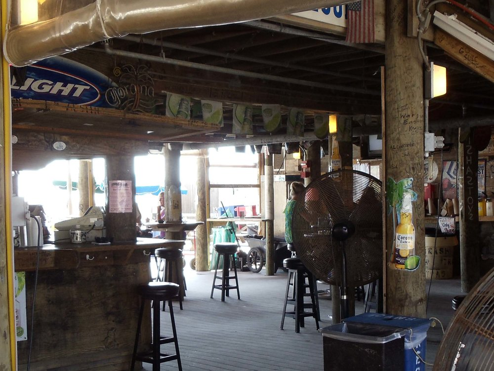 Flora-Bama Lounge and Package Interior Bar