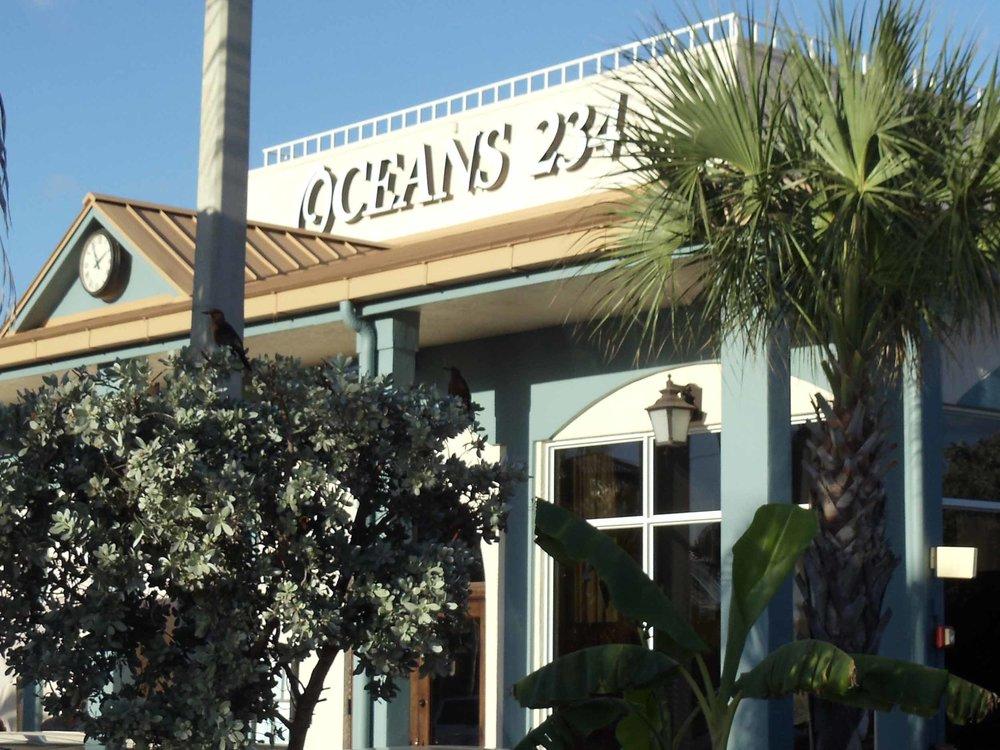 Oceans 234 Exterior