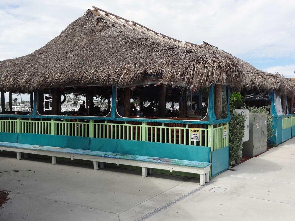Original Tiki Bar Exterior