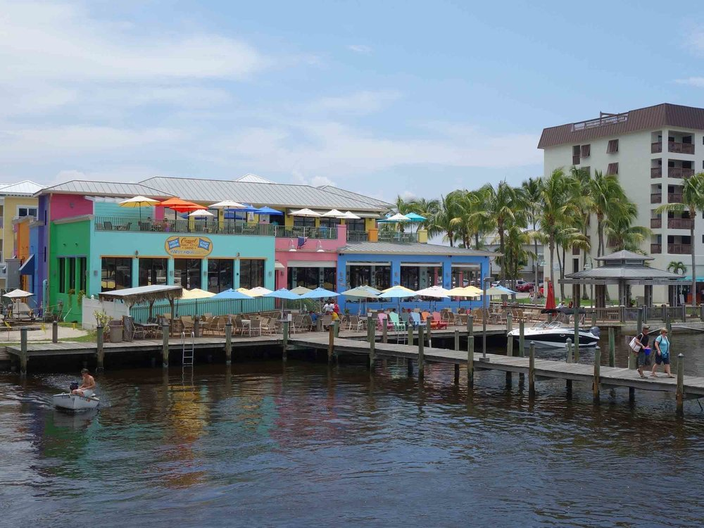 Nervous Nellie's Crazy Waterfront Eatery Water View