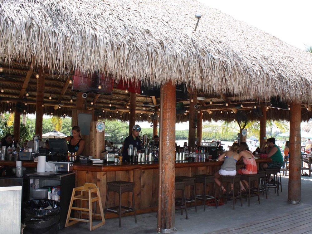 The Getaway Tiki Bar