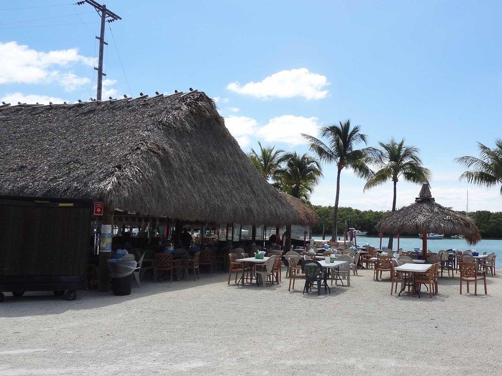 Gilbert's Resort Tiki Bar