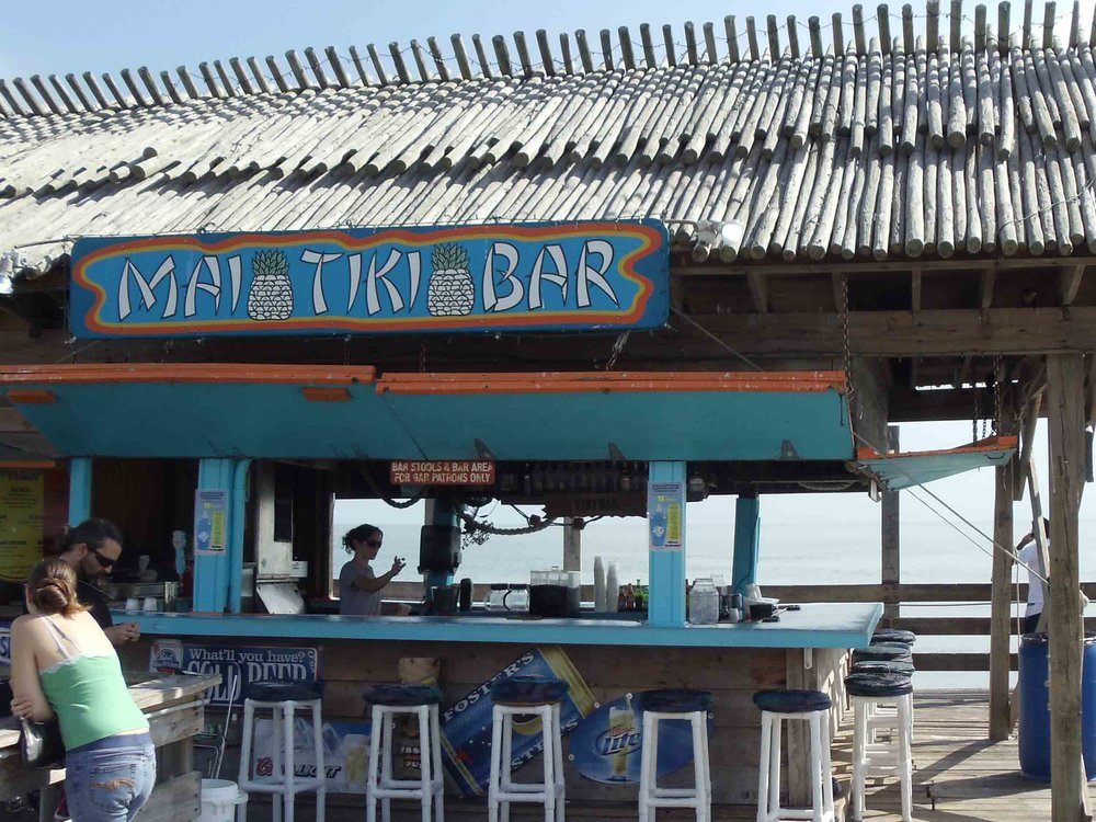 Rikki Tiki Tavern at Cocoa Beach Pier