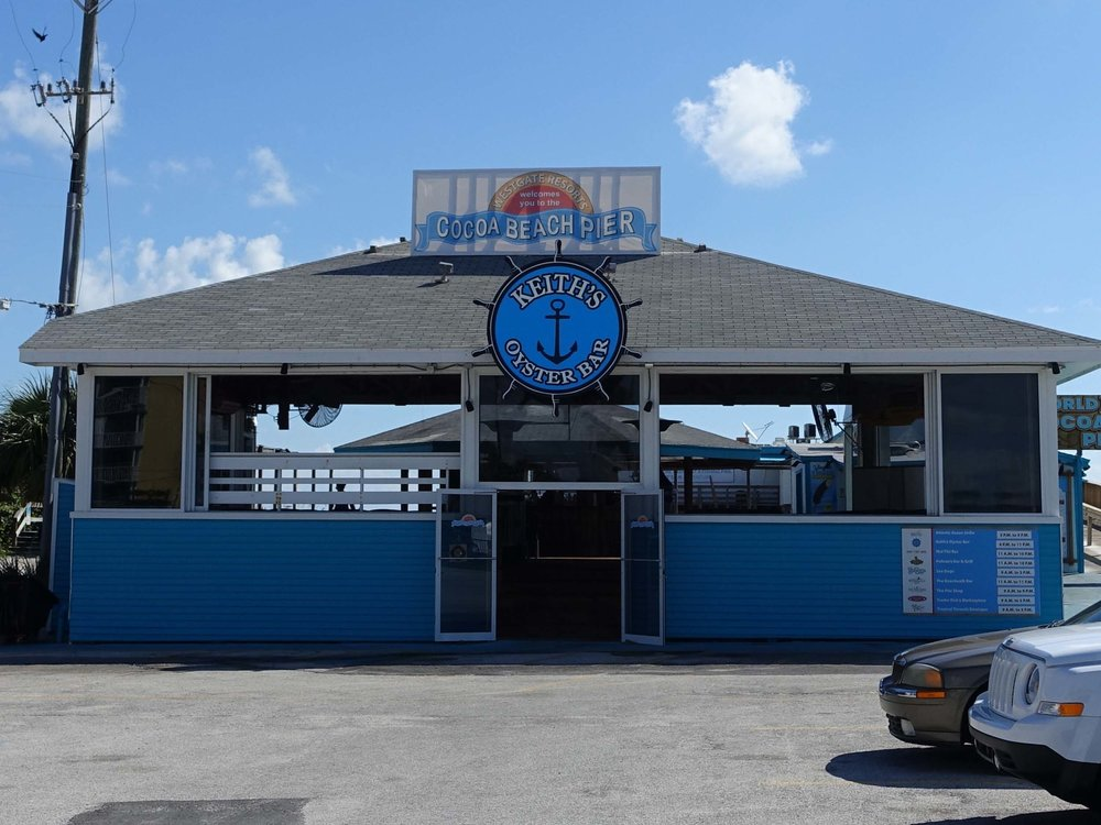 Keith's Oyster Bar Exterior