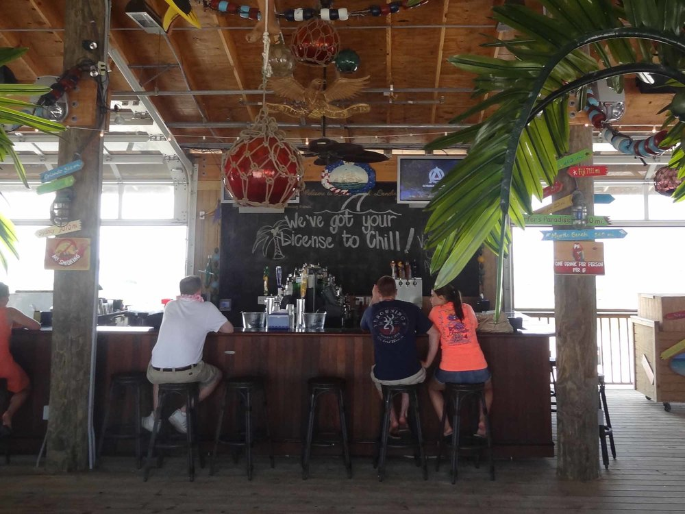 LandShark Landing Beach Bar