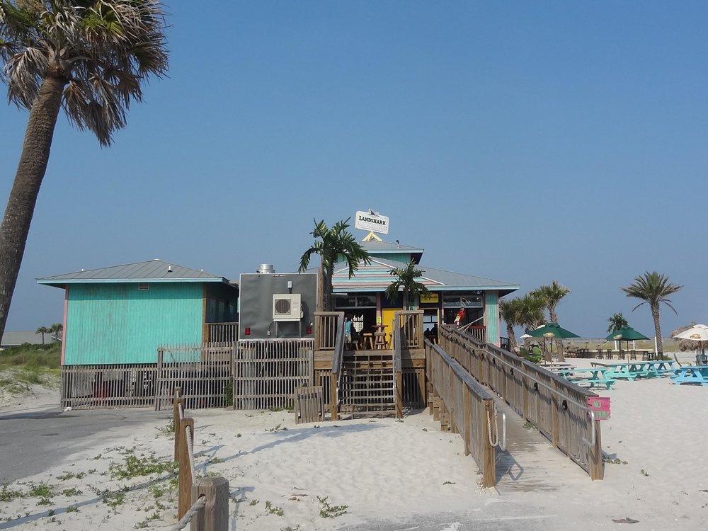 LandShark Landing Beach Bar Exterior