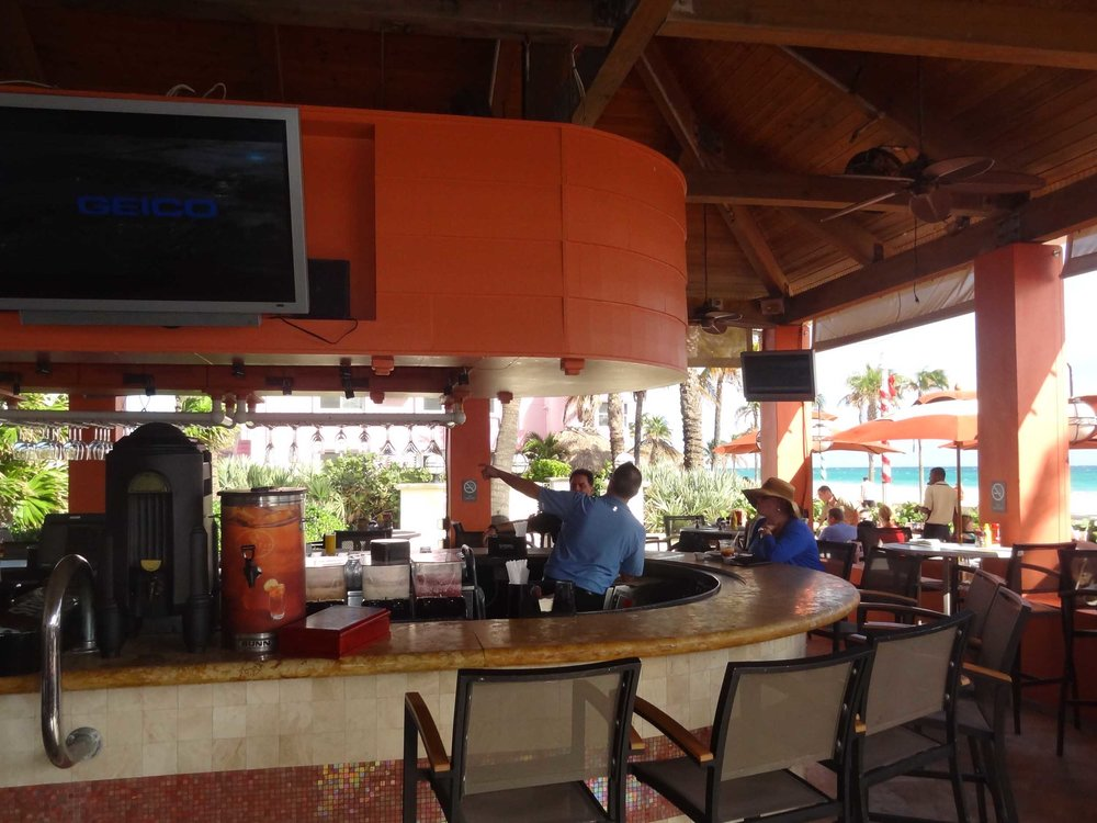Latitudes Tiki Bar