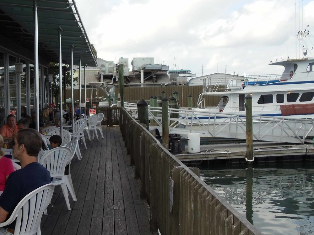 Grills Seafood Deck and Tiki Bar