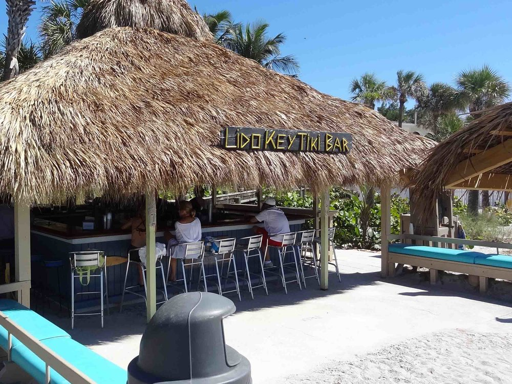 Lido Key Tiki Bar