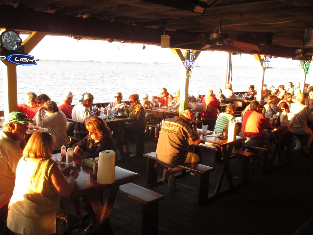 Harpoon Harry's Sunset Patio