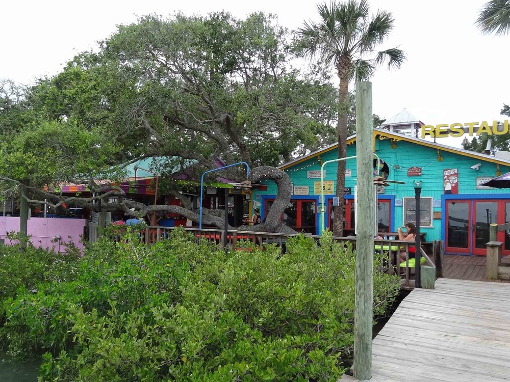 Hidden Treasure Rum Bar and Grill Exterior
