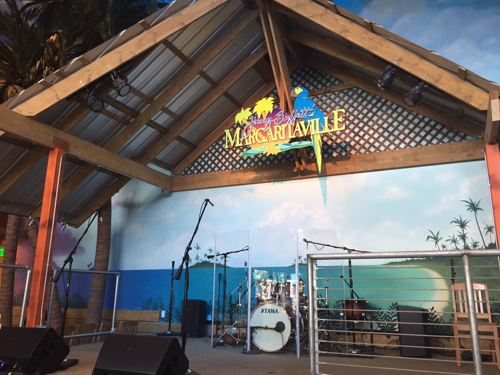 Margaritaville Hollywood Beach Resort Stage