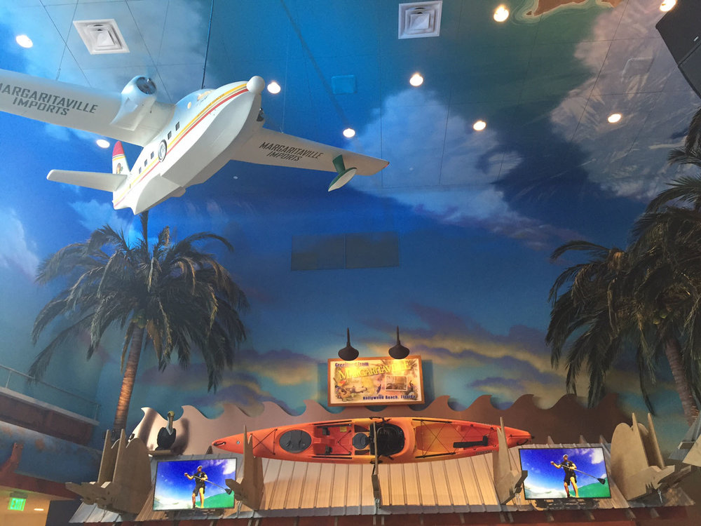 Margaritaville Hollywood Beach Resort Interior Decor