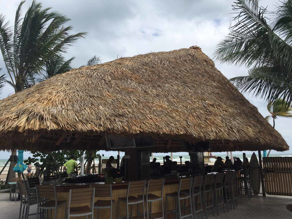 Margaritaville Hollywood Beach Resort Tiki Bar