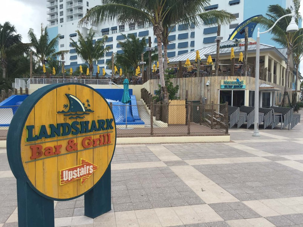 Margaritaville Hollywood Beach Resort LandShark Landing