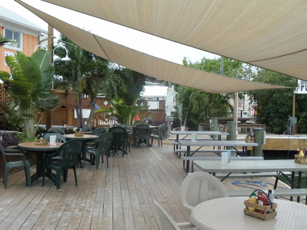 Hurricane Hole Patio