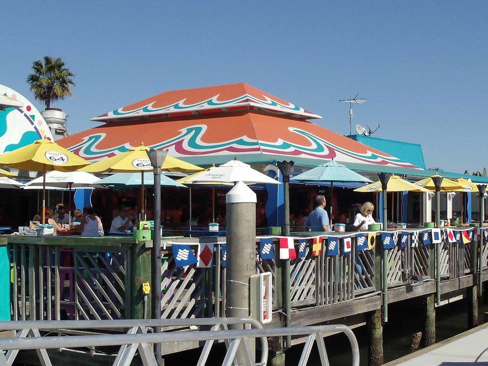 Inlet Harbor Restaurant Patio