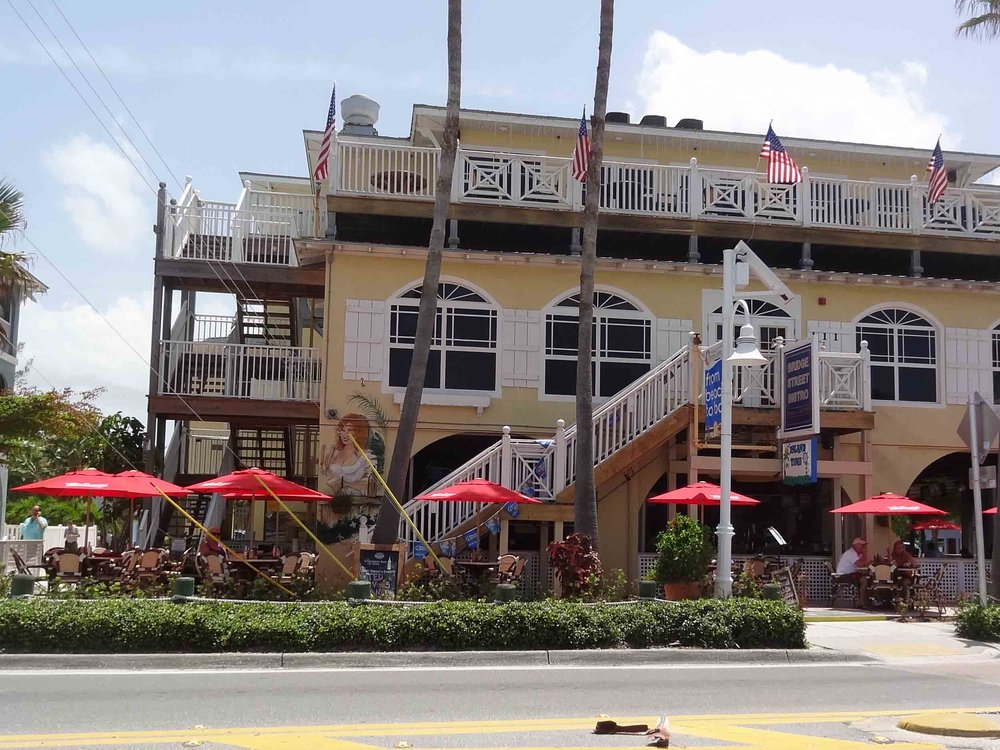 Island Time Bar and Grill Exterior