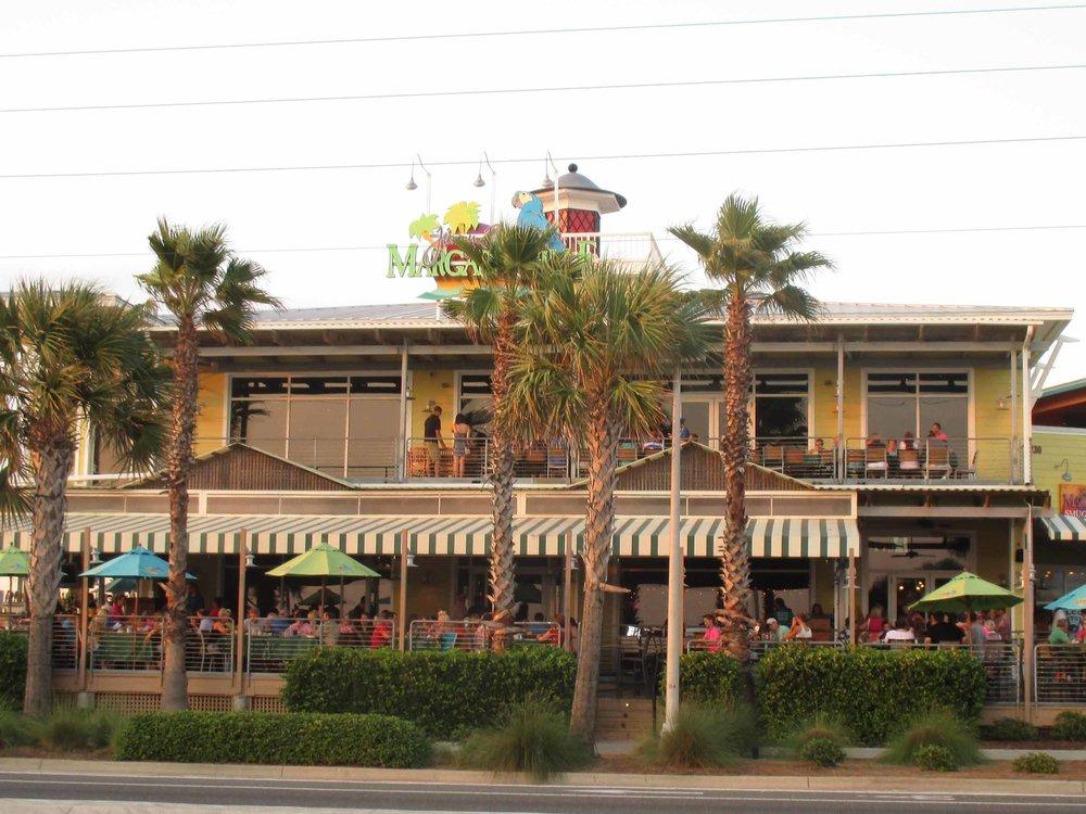 Jimmy Buffett's Margaritaville Exterior