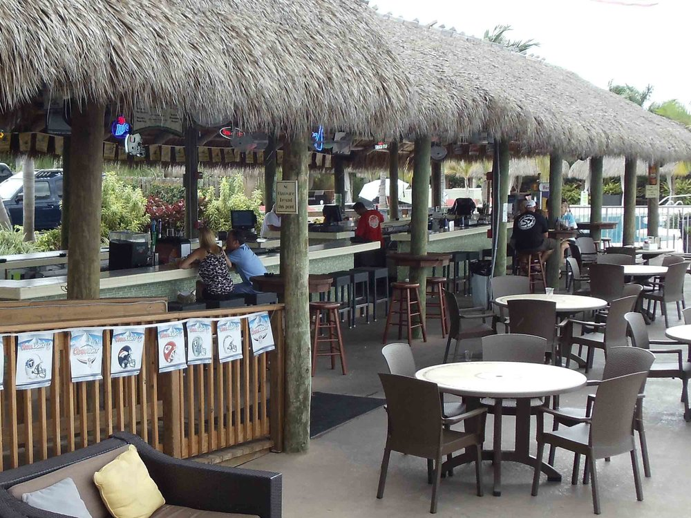 Jimmy Johnson's Big Chill Tiki Bar
