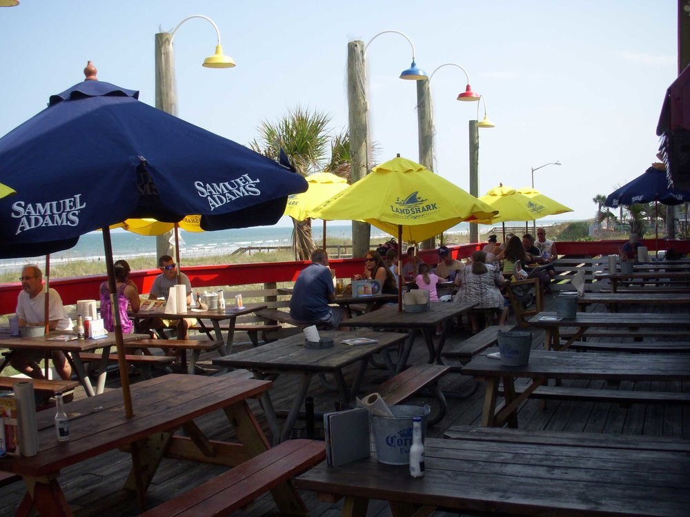 Joe's Crab Shack Patio