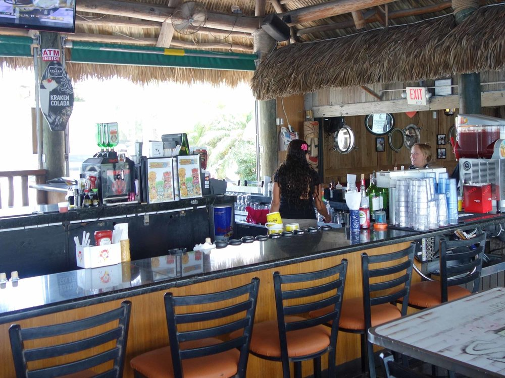 Joe's Tiki Bar