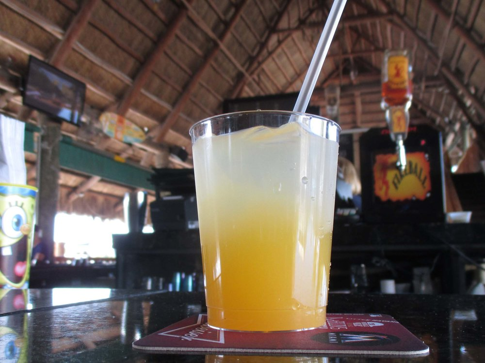 Joe's Tiki Bar Drink