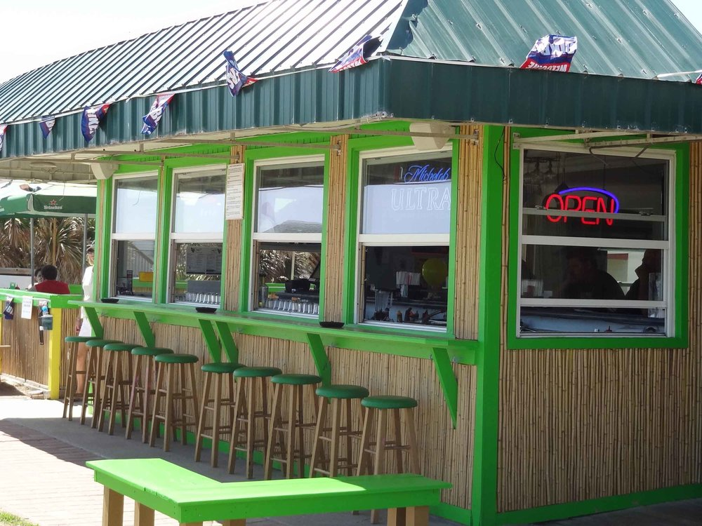 Johnny D's Beach Bar and Grill