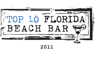 The cottage beach bar top 10 florida beach bar award winner