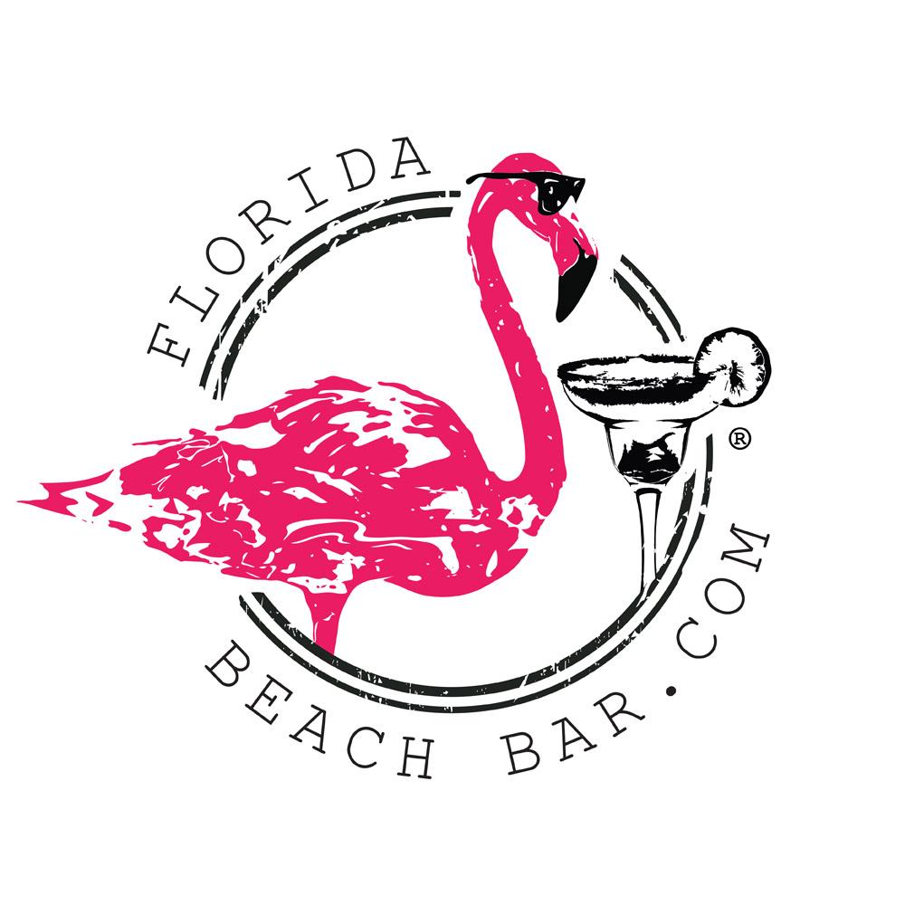 New FloridaBeachBar.com logo