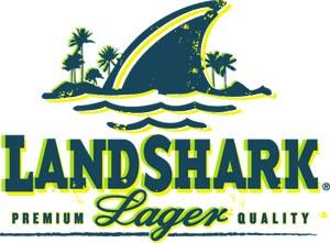 Landshark lager, margaritaville brewing company