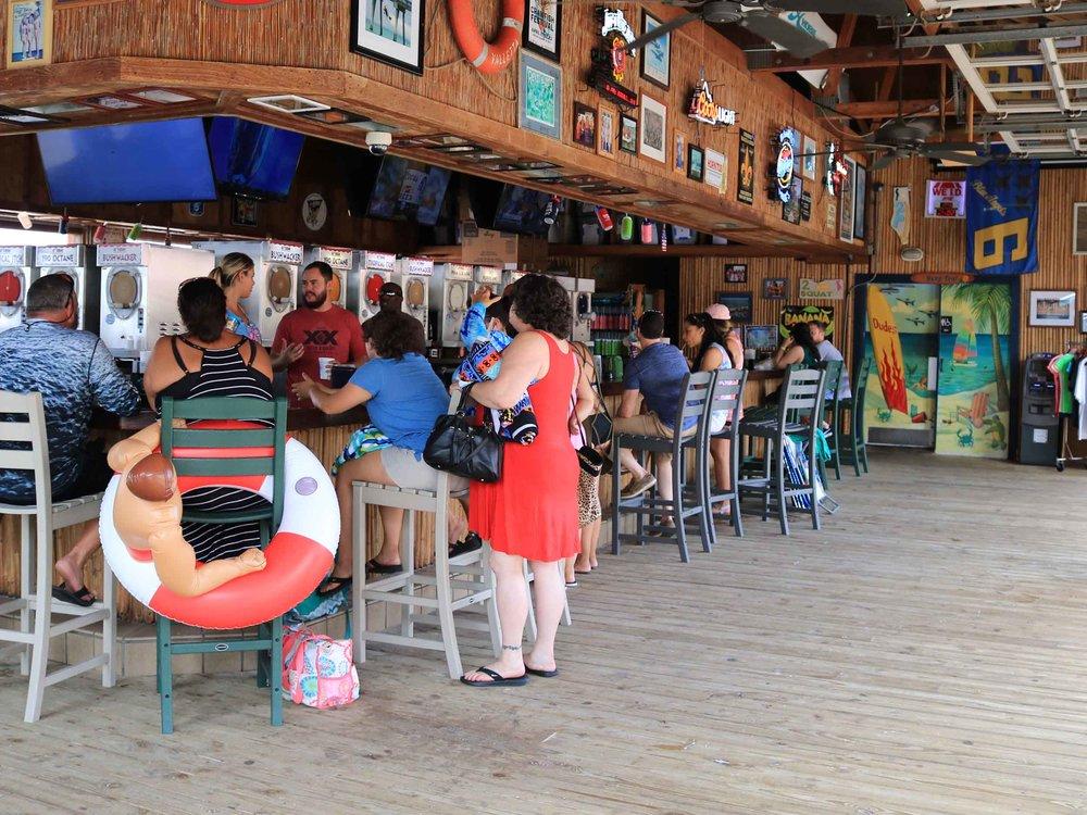 Bamboo Willies Beachside Bar