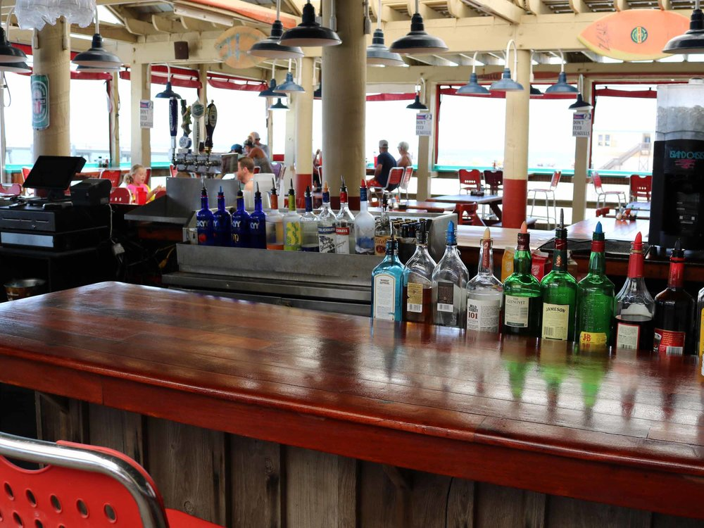 Crab Trap Bar Area