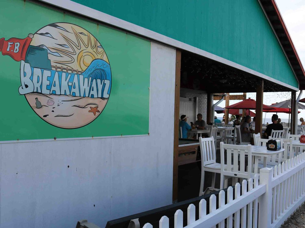 Break-Awayz Exterior