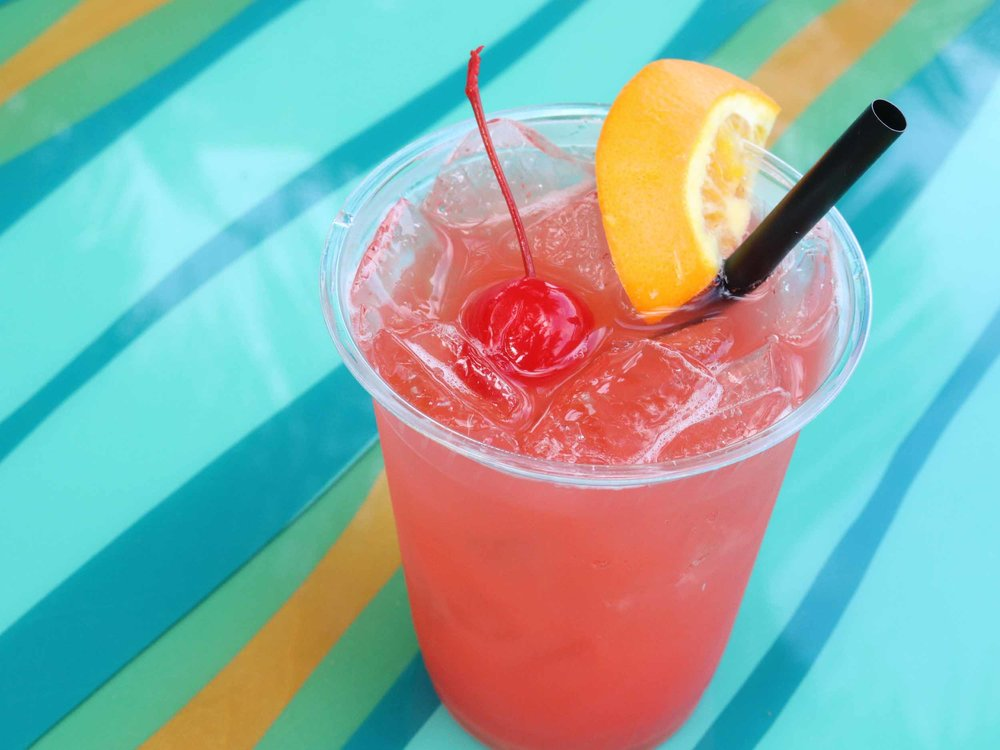 Pirate Punch at the Square Grouper