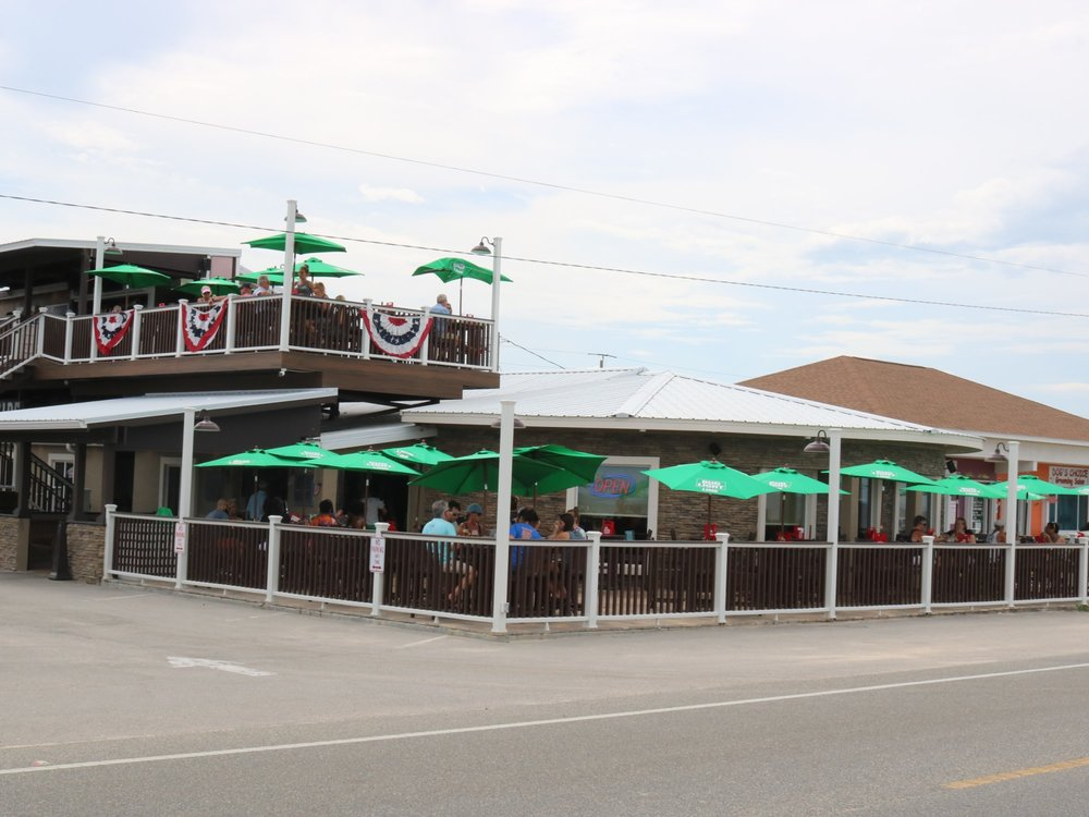 Oceanside Beach Bar and Grill Exterior