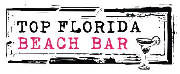 caddy's on the beach top 10 florida beach bar award winner