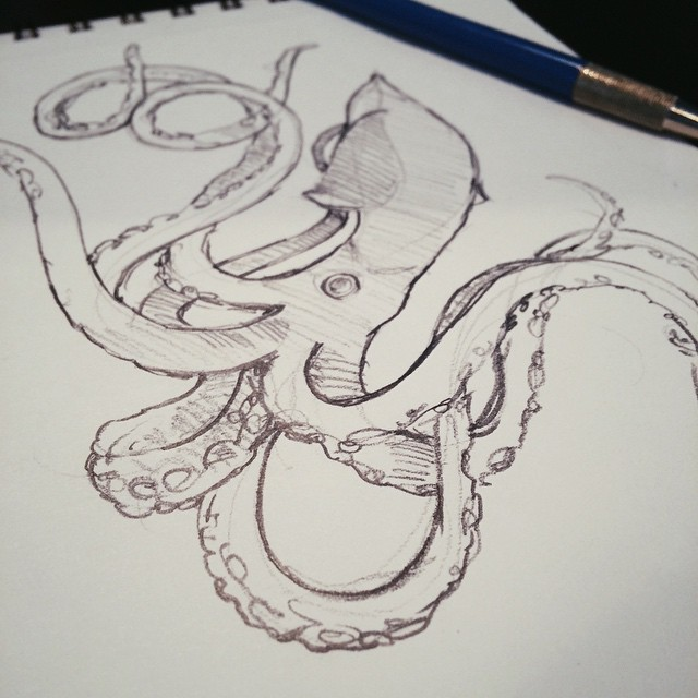 #slaken #sketchbook #sketch #staedtler #tgif