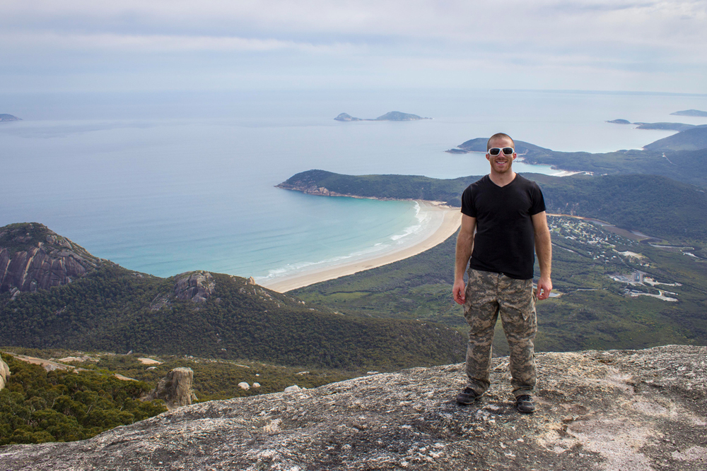 Summit of Mt. Oberon