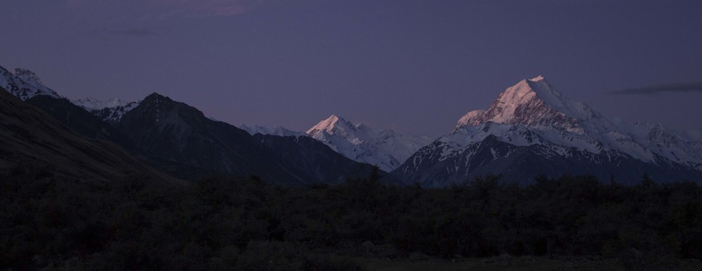 Aoraki / Mount Cook – New Zealand's tallest mountain