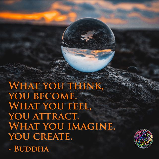 What you think,  you become. What you feel,  you attract. What you imagine,  you create. - Buddha  #manifestyourreality #followyourdreams #nofear #lovelife #adventure #perseverance #purposethroughprocess #freedom #entrepreneur #entrepreneurship