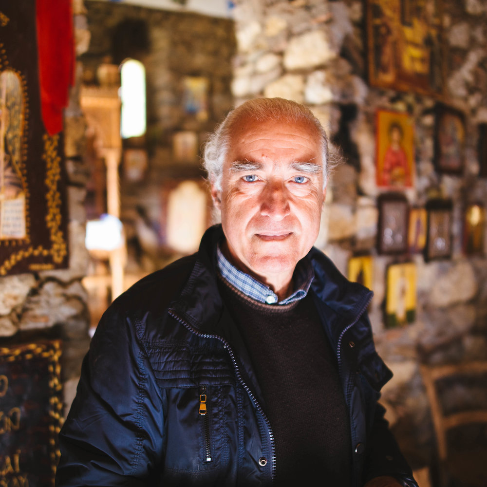 The Last of the Calabrian Greeks: Calabria, Italy  -  There exists today a tiny enclave of Greek-speaking people in Calabria that have survived millennia. Their language is called  Greko  and roughly 200-300 speakers remain today.